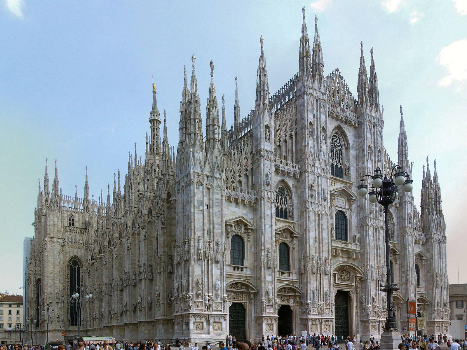 Milan-Cathedral-building