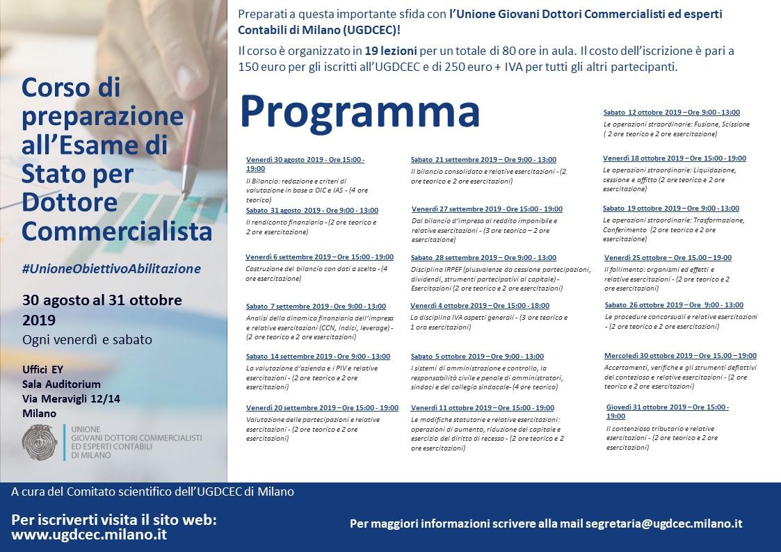 LOCANDINA_preparazione-esami-di-stato_terza-edizione